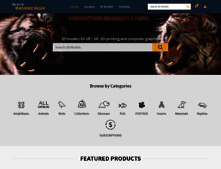 massimorighi.com screenshot