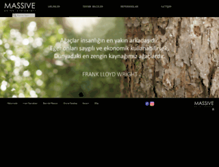 massive.com.tr screenshot