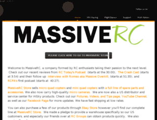 massiverc.com screenshot