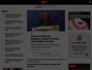 masslive.com screenshot