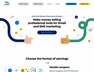 massmailpartner.com screenshot