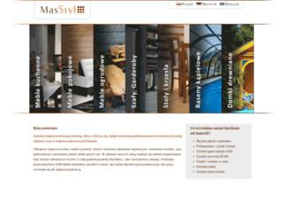 masstyl.pl screenshot