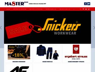 master-bhp.pl screenshot