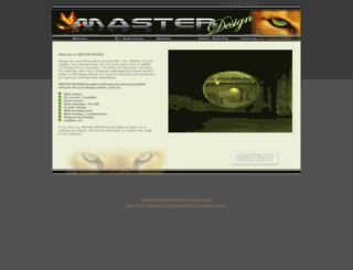 master-design.info screenshot