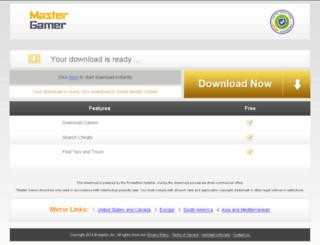 master-gamer.net screenshot