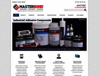 masterbond.com screenshot