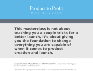 masterclass.bumpsale.co screenshot