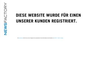 mastercms.newsfactory.de screenshot