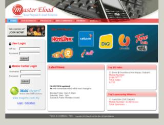 mastereload.com screenshot