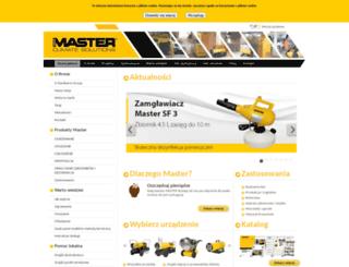 masterheaters.pl screenshot