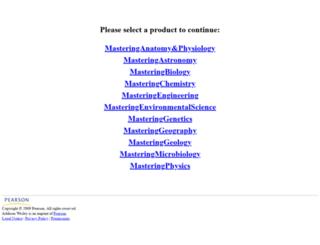 masteringsupport.com screenshot