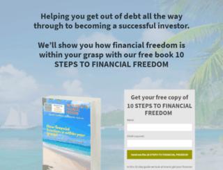 masteringyourfinancialfreedom.com screenshot