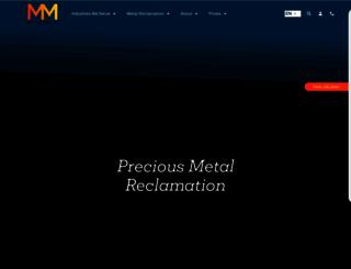 mastermelts.co.uk screenshot