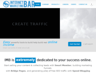 mastermind.internetmarketingbar.com screenshot