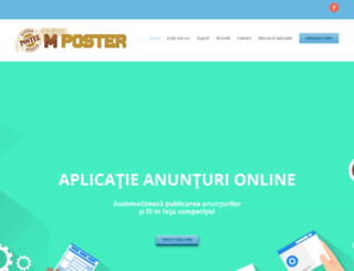 masterposter.ro screenshot