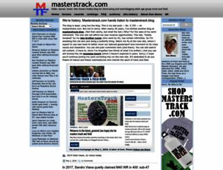 masterstrack.com screenshot