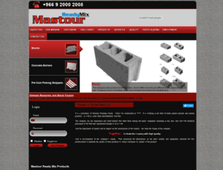mastour.com screenshot