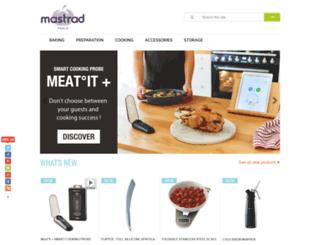 mastrad.us screenshot
