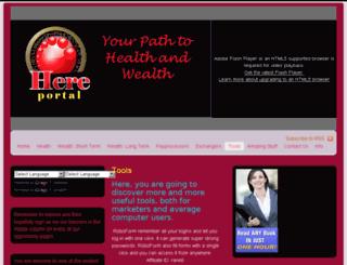 mastrozi.com screenshot