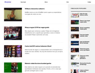 maszynowy.eu screenshot