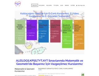 mat-kurs.com screenshot