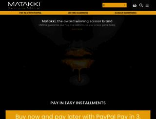 matakki.com screenshot
