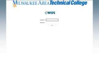 matc.wids.org screenshot