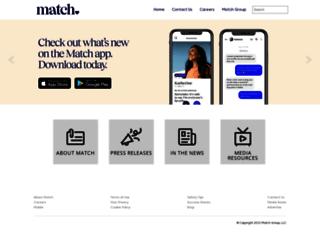 match.mediaroom.com screenshot