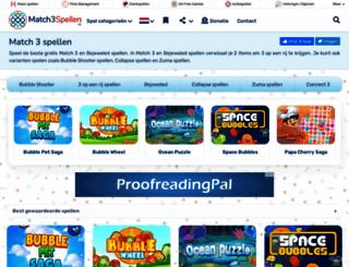 match3spellen.nl screenshot