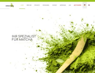 matcha-magic.com screenshot
