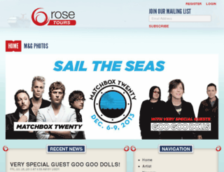 matchboxtwentycruise.com screenshot