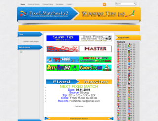 matches1x2.com screenshot