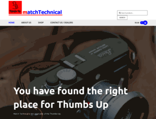 matchtechnical.com screenshot