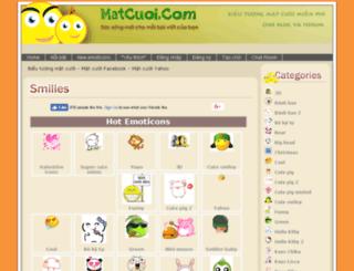 matcuoi.com screenshot