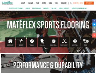 mateflex.com screenshot