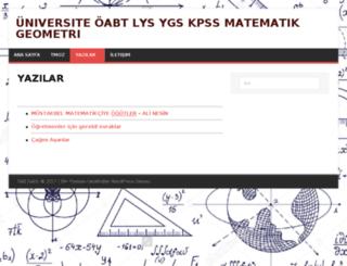 matematikkampus.com screenshot