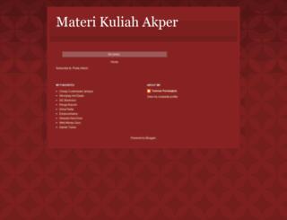 materi-kuliah-akper.blogspot.com screenshot