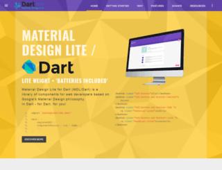 material-design-lite.pub screenshot
