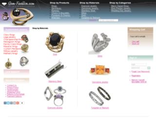 material.gem-fashion.com screenshot