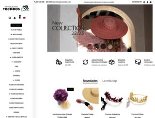 materialesparatocados.com screenshot