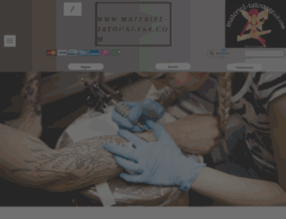 materiel-tatouage64.com screenshot