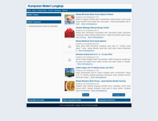 materilengkap.blogspot.com screenshot