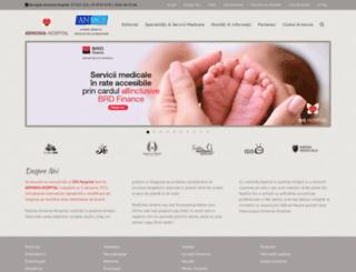 maternitate-constanta.ro screenshot