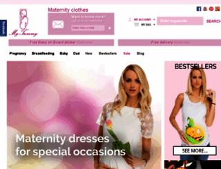 maternity-clothes-usa.com screenshot