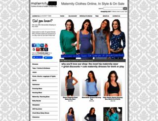 maternitysale.com.au screenshot
