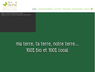 materre.net screenshot