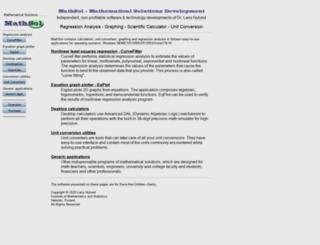math-solutions.org screenshot