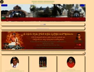 mathaji-babuji.org screenshot