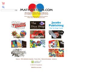 mathartfun.com screenshot