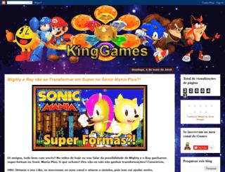 matheuskinggames.blogspot.com.br screenshot